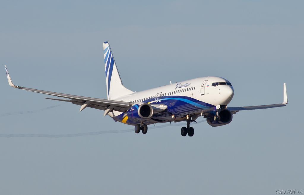 Авиакомпания NordStar открыла прямые рейсы из Новосибирска на Хайнань