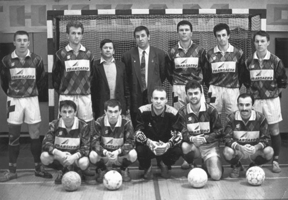 МФК «Норильск» сезона-1995/96, по итогам которого норильчане завоевали путевку в элитный дивизион страны