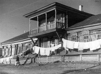 Дом купца Сотникова в Дудинке