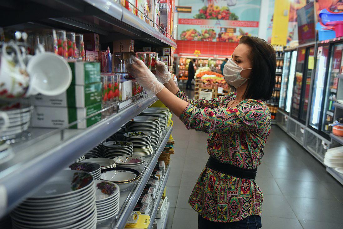 Норильчан без масок не будут обслуживать в магазинах