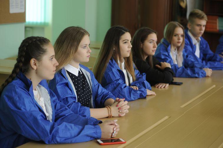"""Юные норильские академики проектного менеджмента входят в """"Мир новых возможностей"""""""
