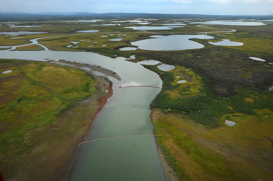 «Норникель» представил план рекультивации земель, пострадавших от разлива топлива