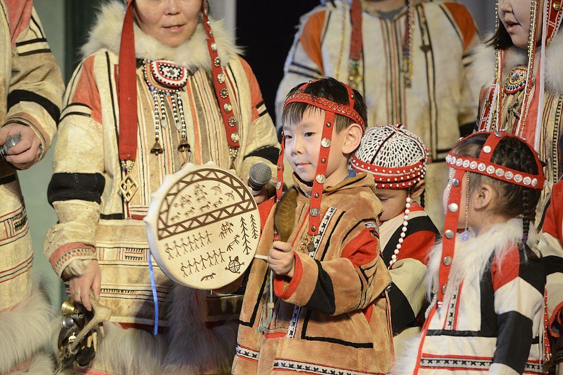 Нганасаны – один из пяти коренных этносов Таймыра. Предки этого народа жили на полуострове еще в неолите