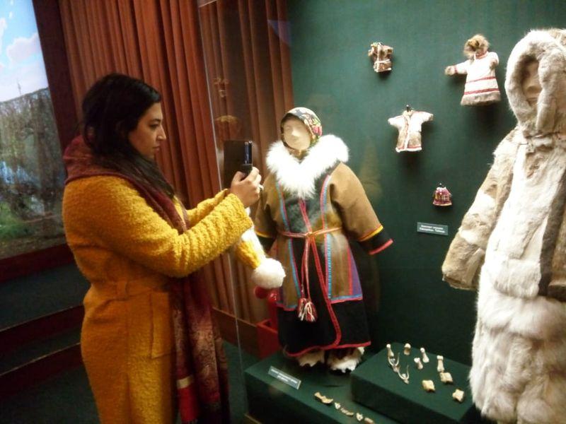 В фондах музея хранится более 80 тысяч экспонатов, среди которых немало уникальных