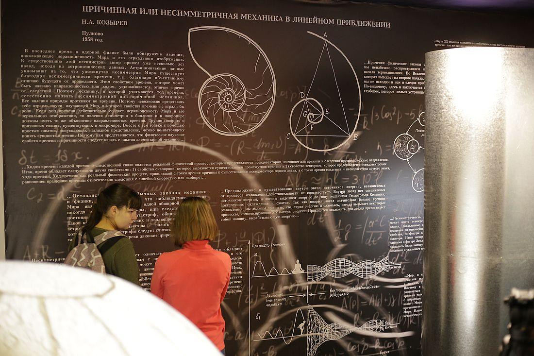 Выставка «Звезды и время»