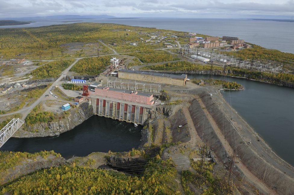 На Усть-Хантайской ГЭС запустили пятый гидроагрегат