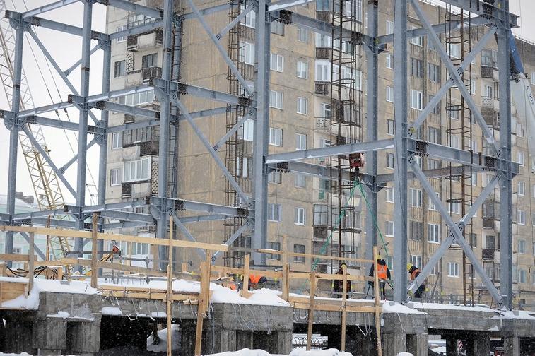 Чтобы достроить ФОК в Норильске, на время изменят краевой «Закон о тишине»