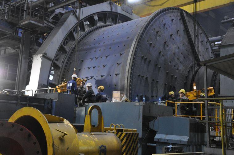 Ремонт обогатительного оборудования в Михайловка завод горного оборудования в Рязань