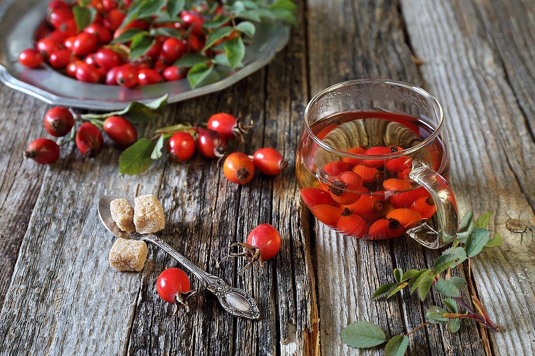 Почти все ягоды Таймыра можно использовать как вкусную добавку к чаю