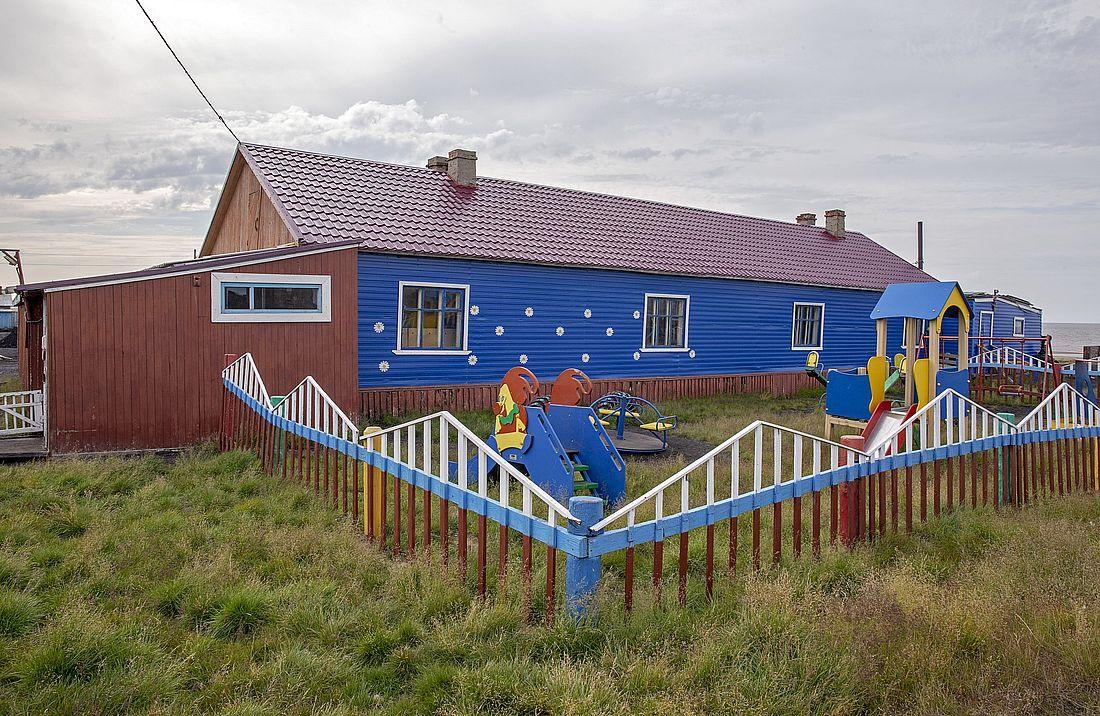 Детский сад в самом отдаленном поселке сельского поселения Хатанга – Сындасско