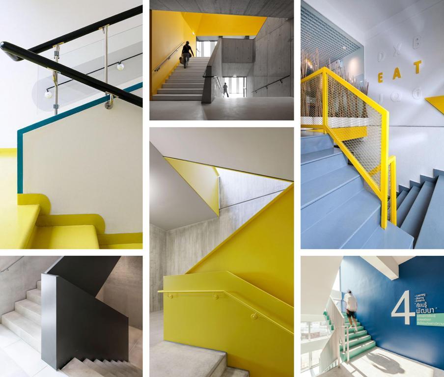 Лестничные клетки и лифты