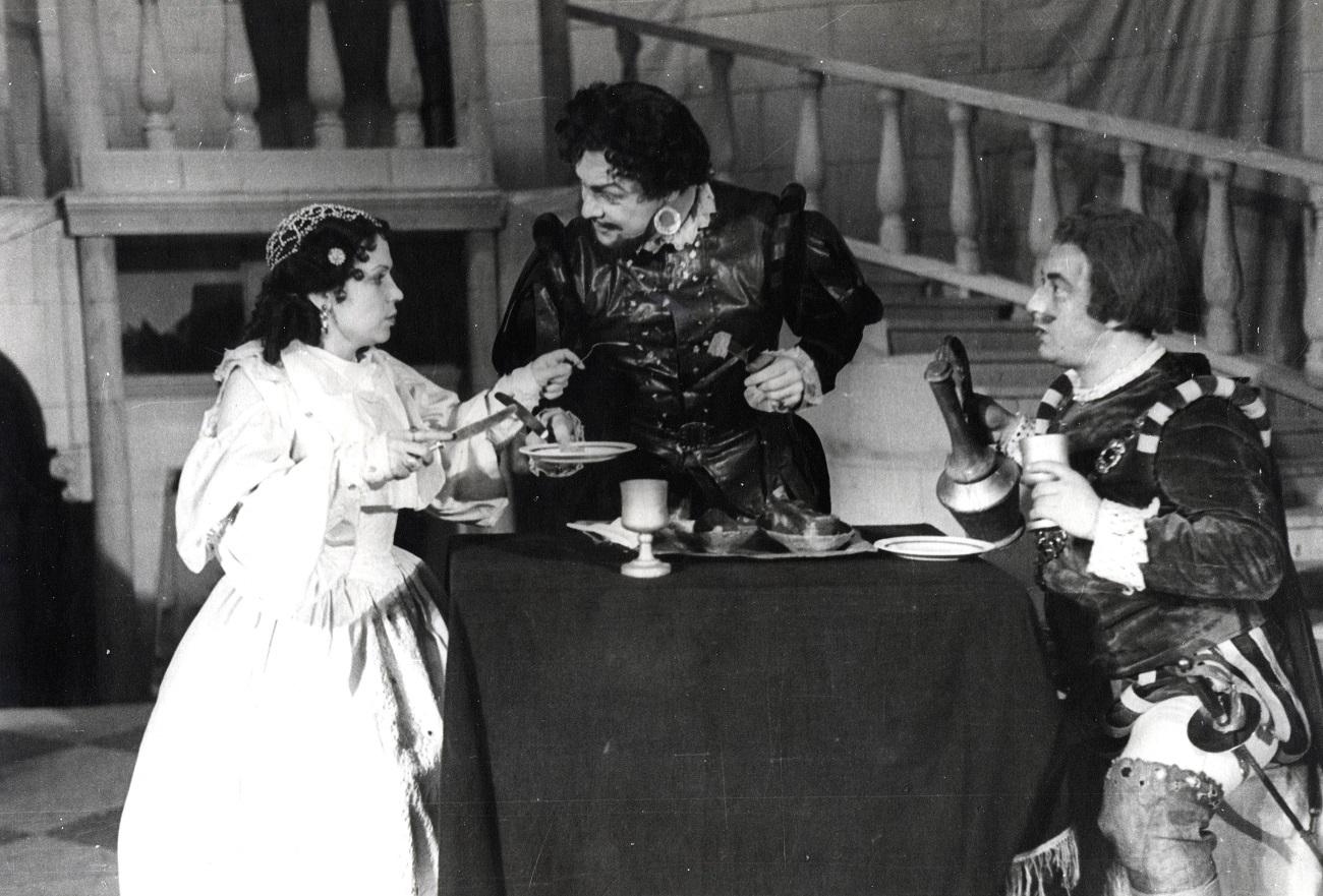 Как создавался норильский театр