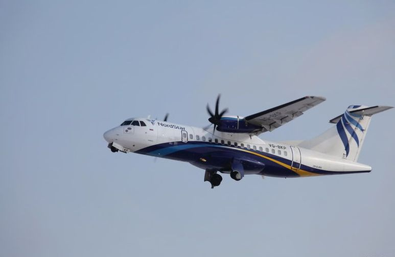 С сегодняшнего дня в аэропорт Норильск начали летать самолеты малой авиации
