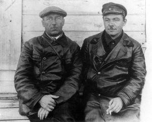 Матвеев и Кудрявцев