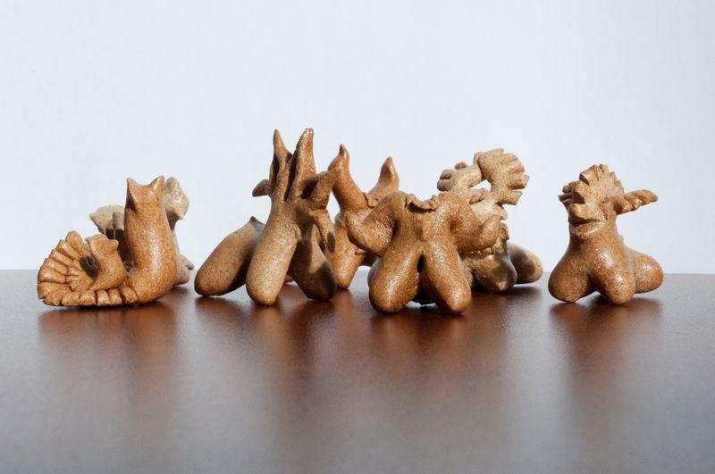 Поморские козули. Мурманский областной художественный музей