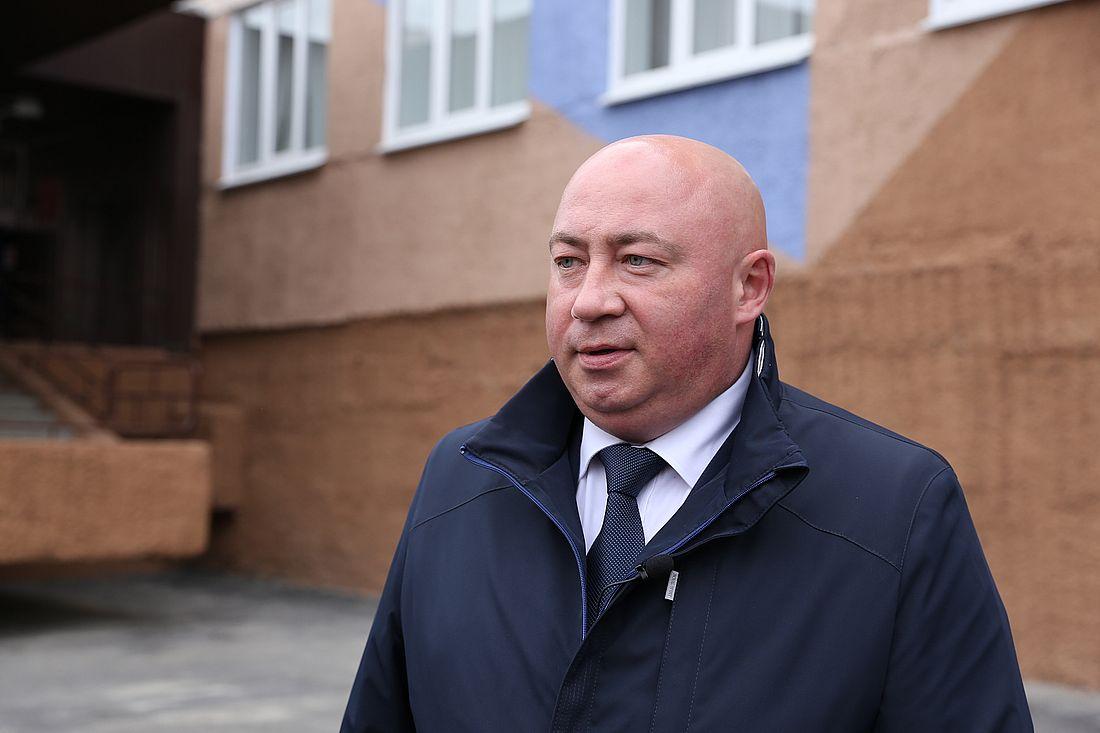 Исполняющий полномочия главы Норильска Николай Тимофеев