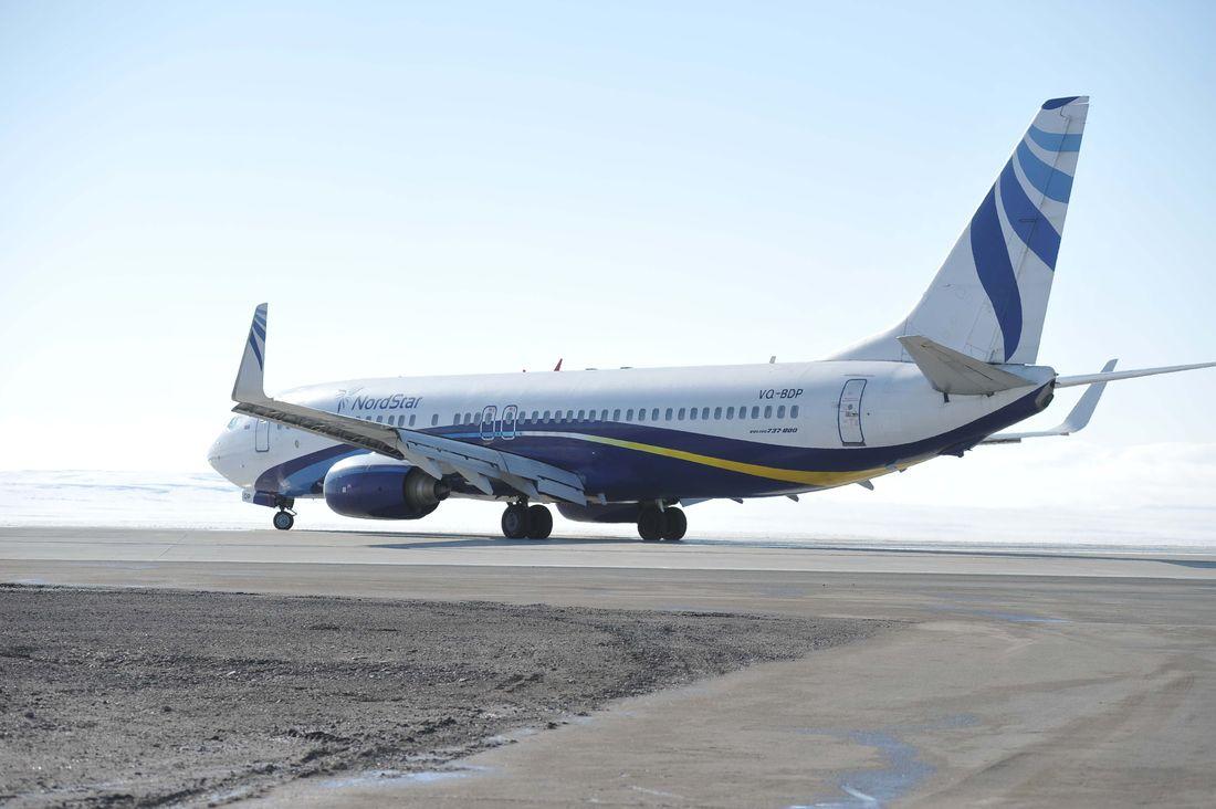 NordStar возобновила пять ежедневных рейсов из Норильска