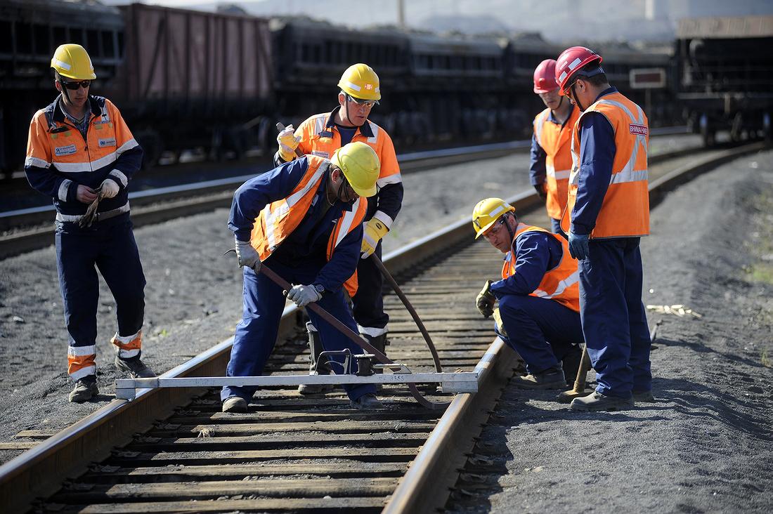 Из-за растепления грунта Норильскую железную дорогу необходимо ремонтировать каждое лето