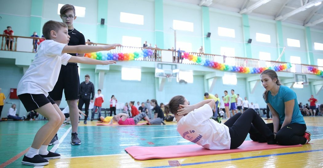 В Заполярном филиале «Норникеля» определены самые спортивные семьи