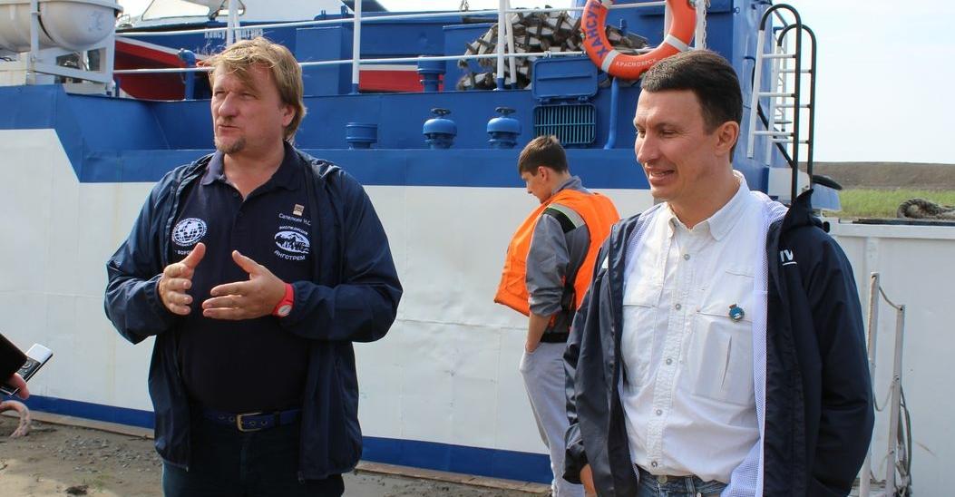 Путешественники из Воронежа отправились на Диксон