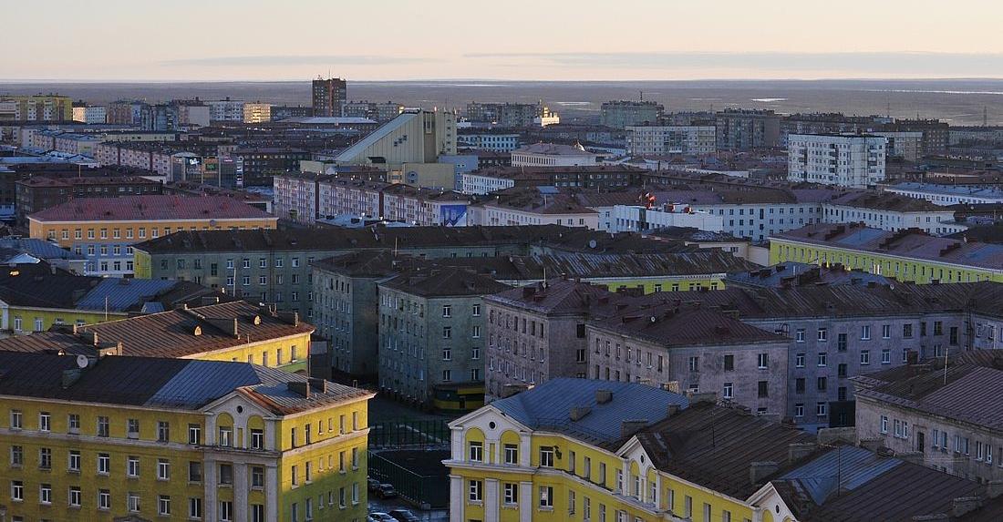 В Норильске расселяют жильцов пяти аварийных домов