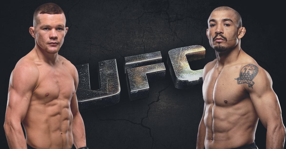 Бывший дудинец Петр Ян в шаге от чемпионства UFC