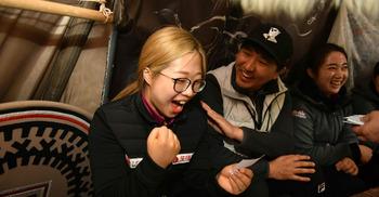 Корейцы в гостях у нганасан - самого древнего народа Таймыра