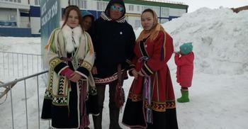 Анастасия и Ольга Нептунай: «Атмосфера возле чумов еще круче, чем на ледовой арене!»
