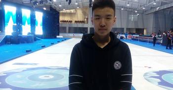 Участник детской команды Эльдияр Оморов: «Родители очень поддерживают меня и рады, что я занимаюсь спортом»
