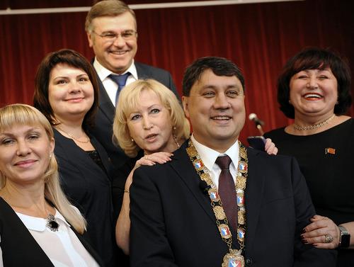 Ринат Ахметчин вступил в должность главы Норильска