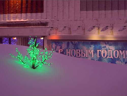 Праздничные выходные прошли в Норильске без серьезных происшествий
