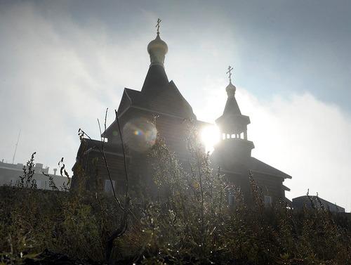 В Норильск пришли первые заморозки