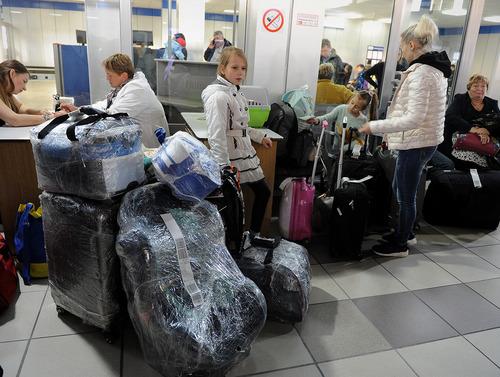 Завершен втрой этап реконструкции ВПП норильского аэропорта