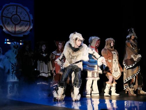 Театр моды «Бараксан»