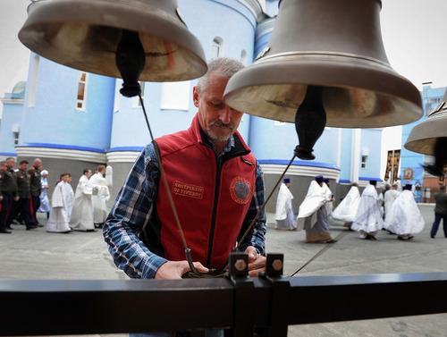 Освящение норильского кафедрального собора