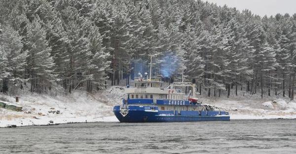 139 миллионов рублей потратили в Енисейском речном пароходстве на природоохранные мероприятия в прошлом году