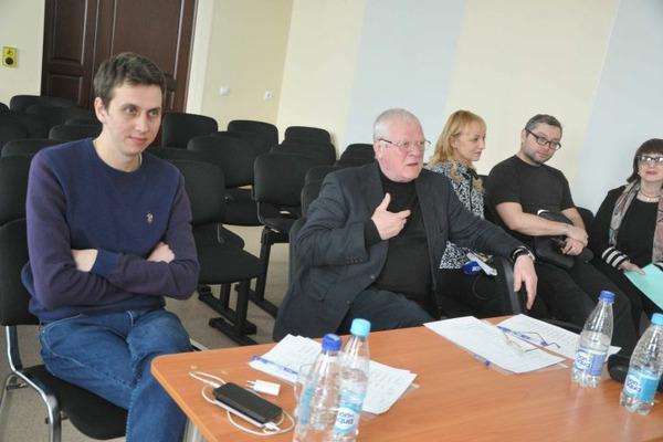 Четыре юных норильчанина могут пройти обучение в мастерской профессора ГИТИСа Сергея Яшина