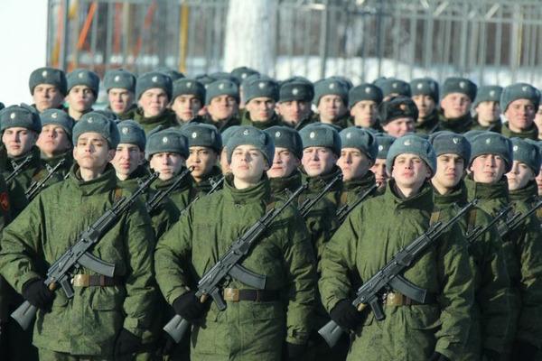Более 350 жителей Норильска и Таймыра направлены на службу в ряды российской армии