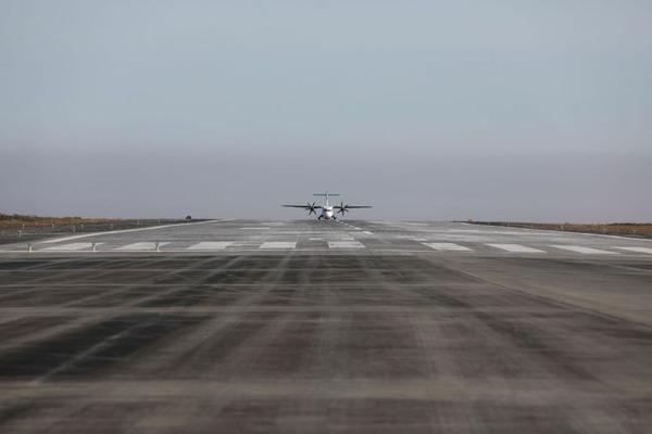 Итоги завершающегося второго этапа реконструкции ВПП норильского аэропорта подвели сегодня