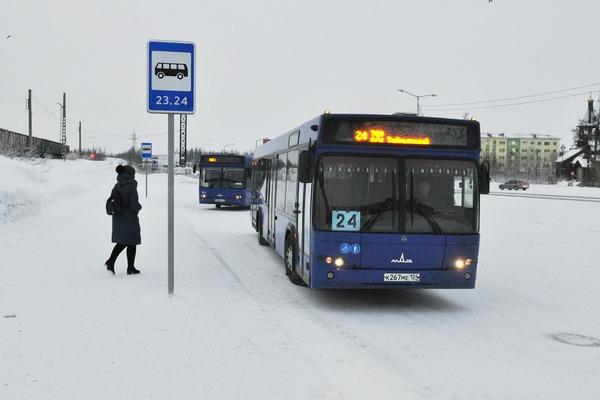 Еще один автобус будет ходить до рудника «Таймырский»