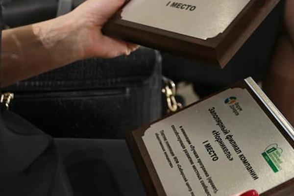 """Заполярный филиал """"Норникеля"""" стал победителем конкурса """"Лидеры корпоративной благотворительности"""""""