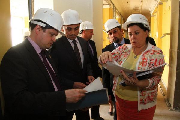 СОШ №6 станет первой школой инклюзивного образования в Норильске