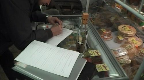 20 литров алкоголя изъяли из незаконного оборота в крае за неделю