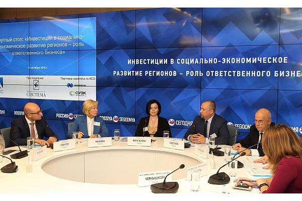 Светлана Ивченко: в Норильске создана совершенно уникальная ситуация с развитием социальной инфраструктуры