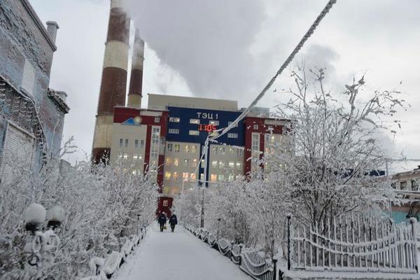 Жители Норильска переходят на прямые договоры с НТЭК