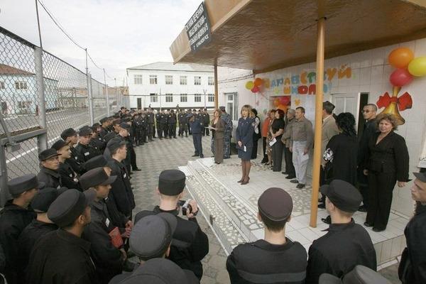 Более 2,5 тыс. осужденных края сели за парты 2 сентября