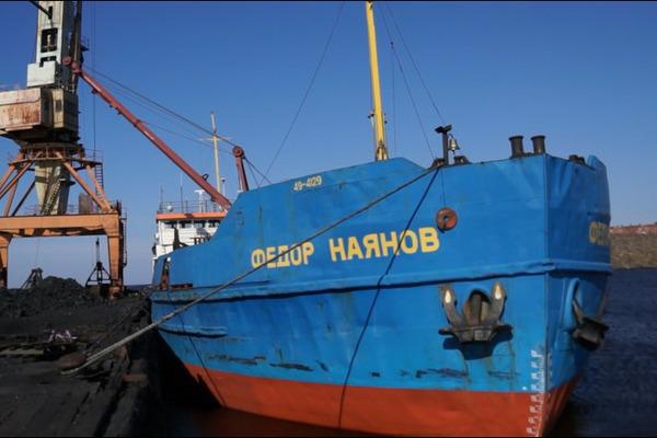 Флот Енисейского пароходства доставил грузы на Диксон