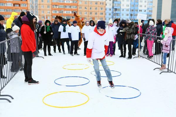 """Всемирный день здоровья норильчане отметят спортивным праздником на стадионе """"Заполярник"""""""