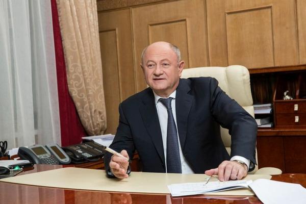 Поздравление Александра Рюмина с Днем металлурга, Днем города и Днем компании