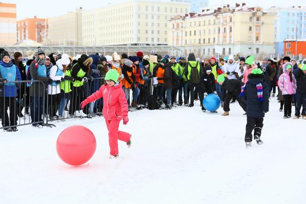Спортивный праздник, посвященный Дню здоровья, должен состояться в Норильске в субботу